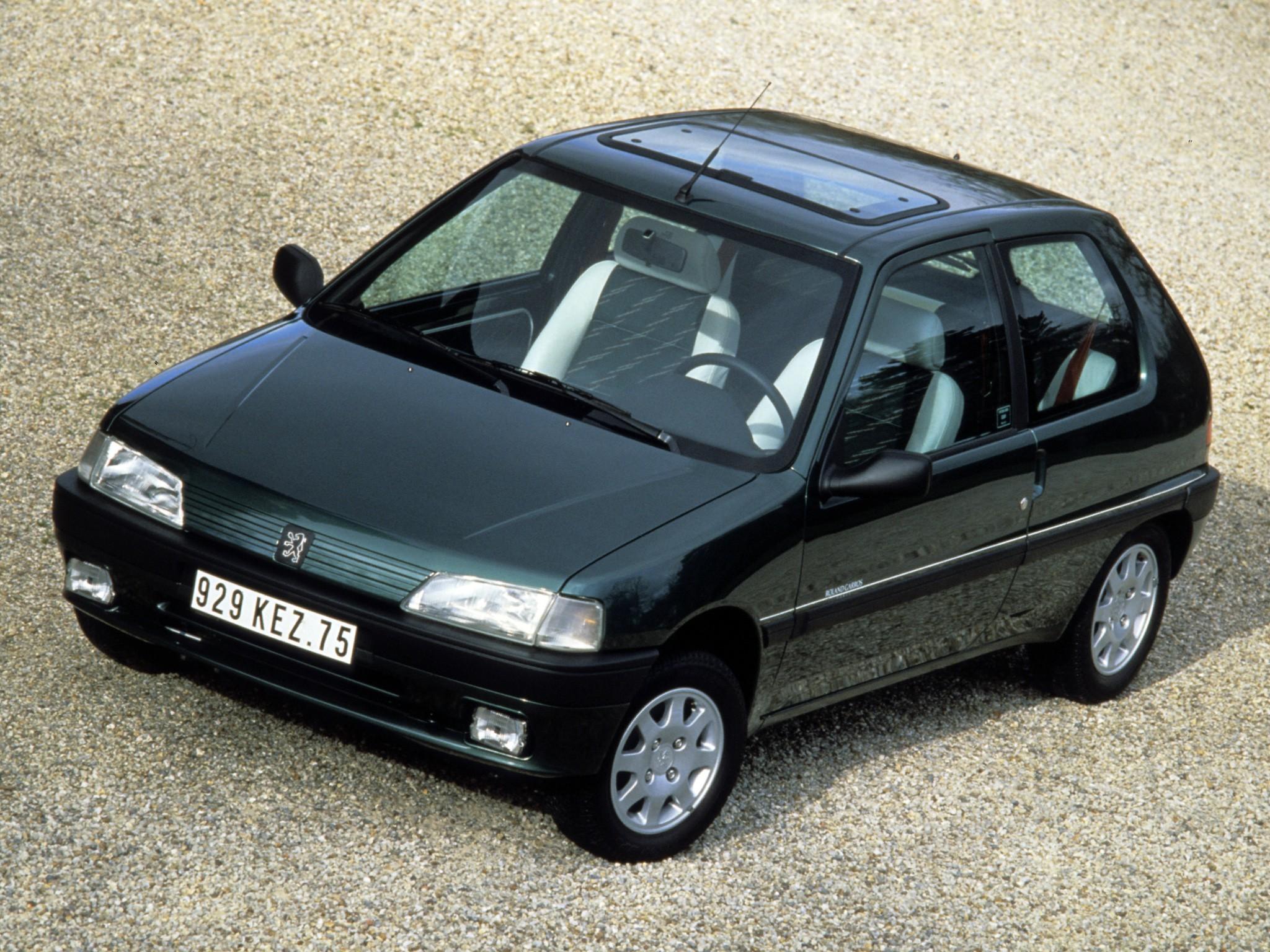 Peugeot 106 I 1991 - 1996 Hatchback 5 door #3