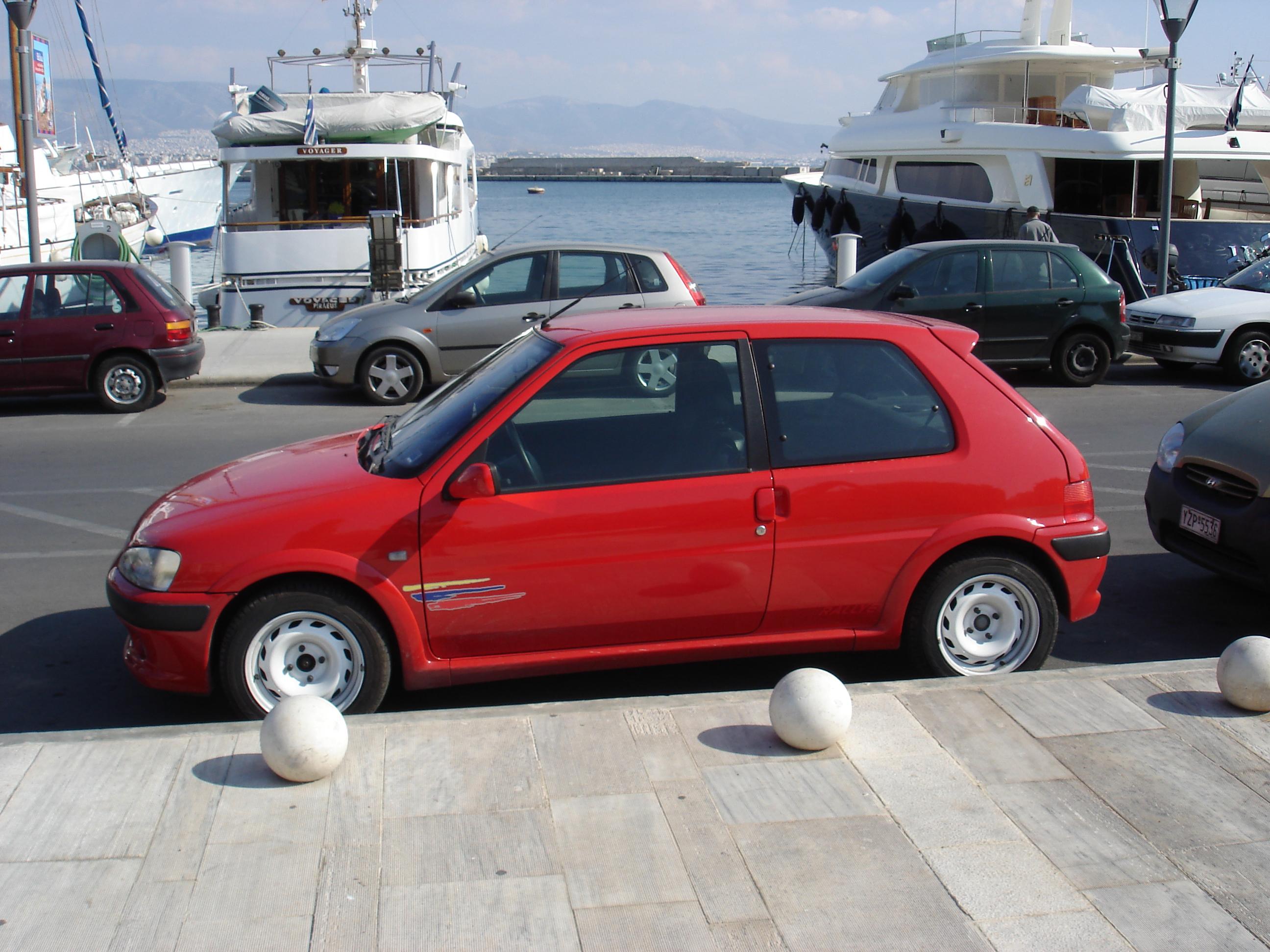 Peugeot 106 I Restyling 1996 - 2003 Hatchback 3 door #2