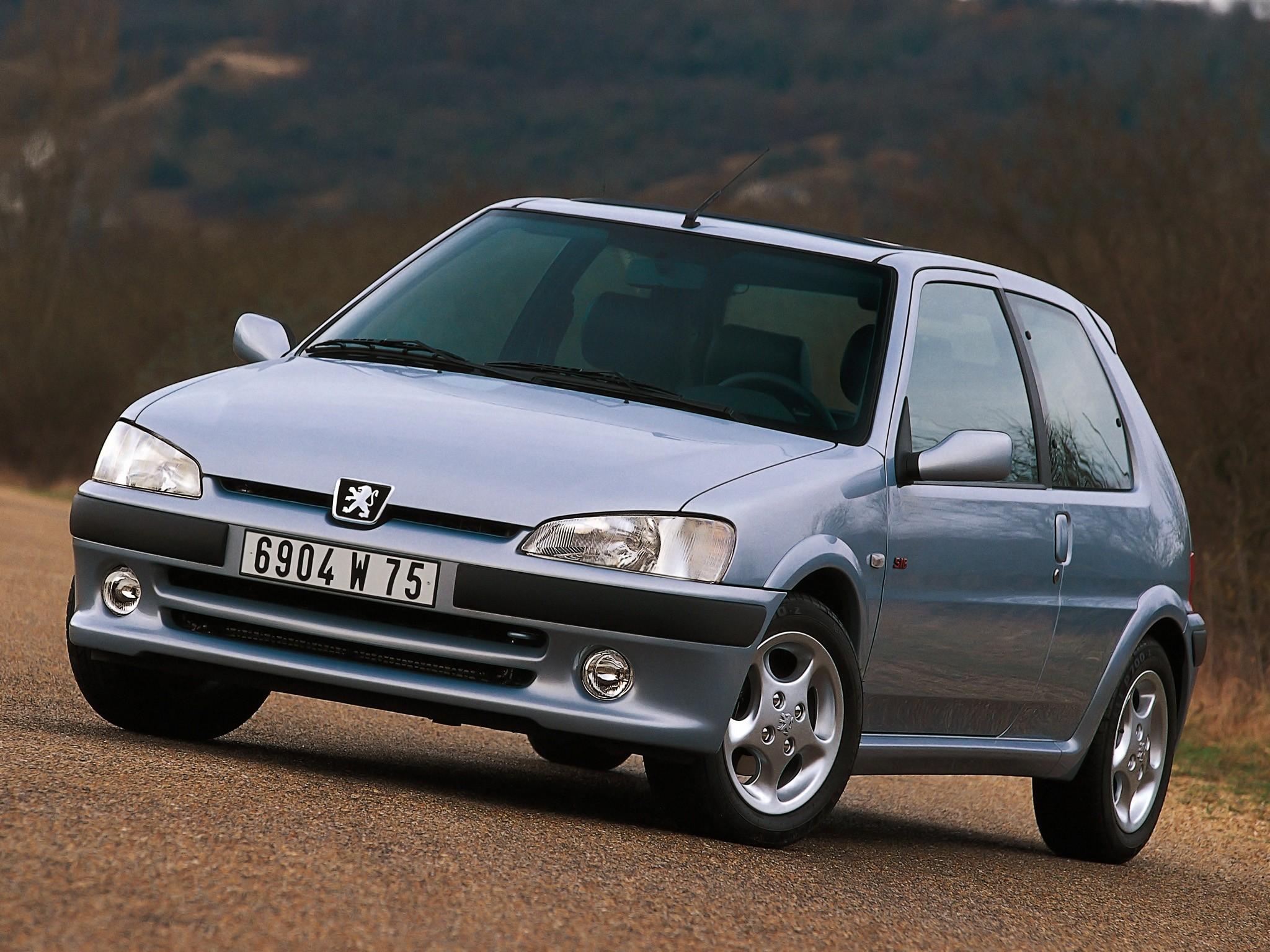 Peugeot 106 I Restyling 1996 - 2003 Hatchback 3 door #3