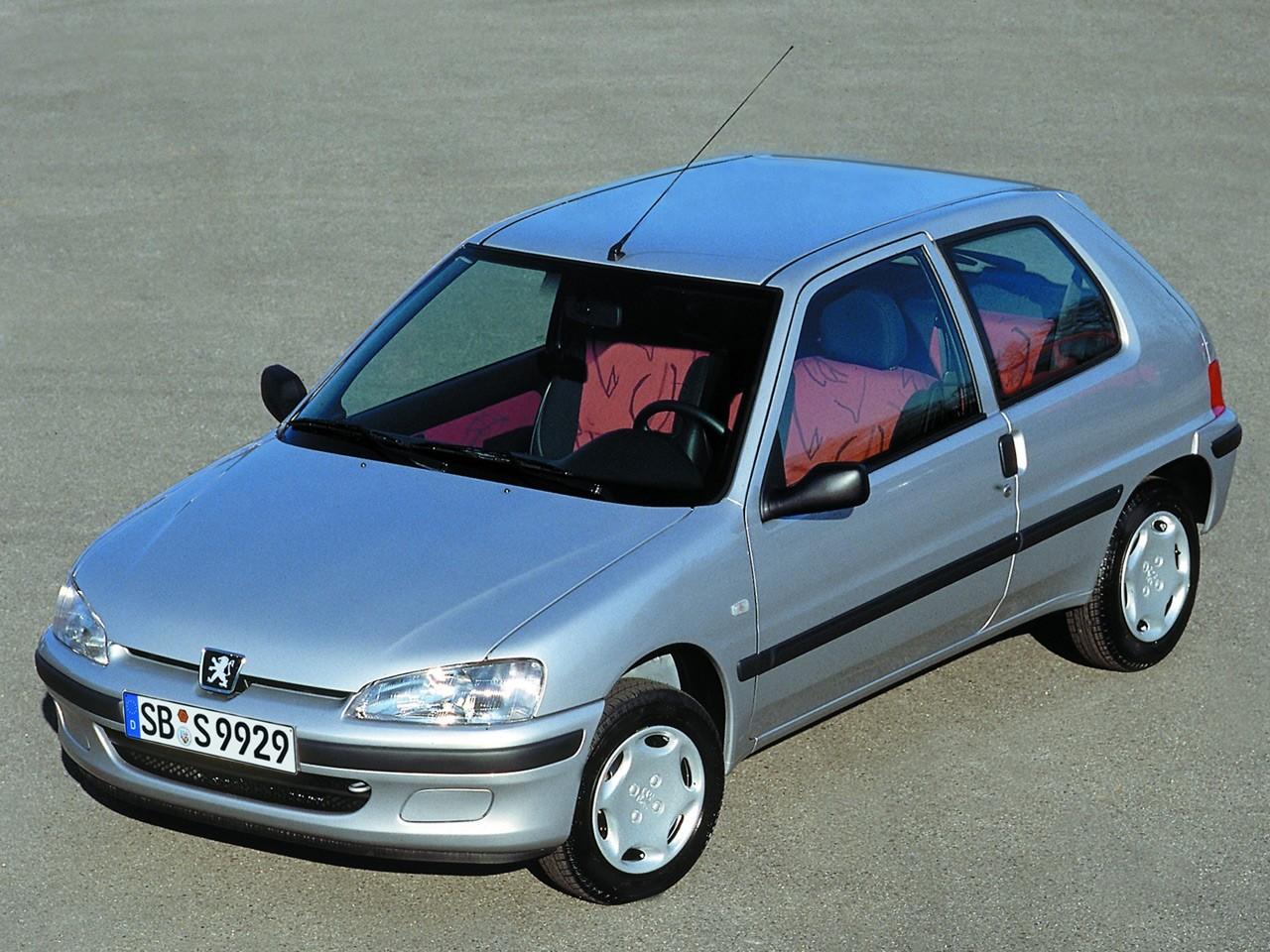 Peugeot 106 I Restyling 1996 - 2003 Hatchback 3 door #6