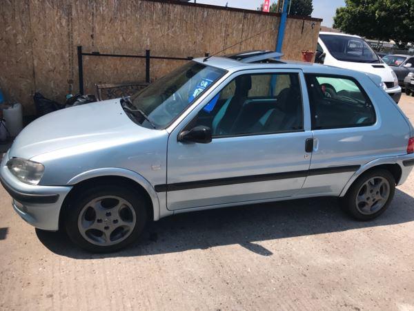 Peugeot 106 I Restyling 1996 - 2003 Hatchback 3 door #8
