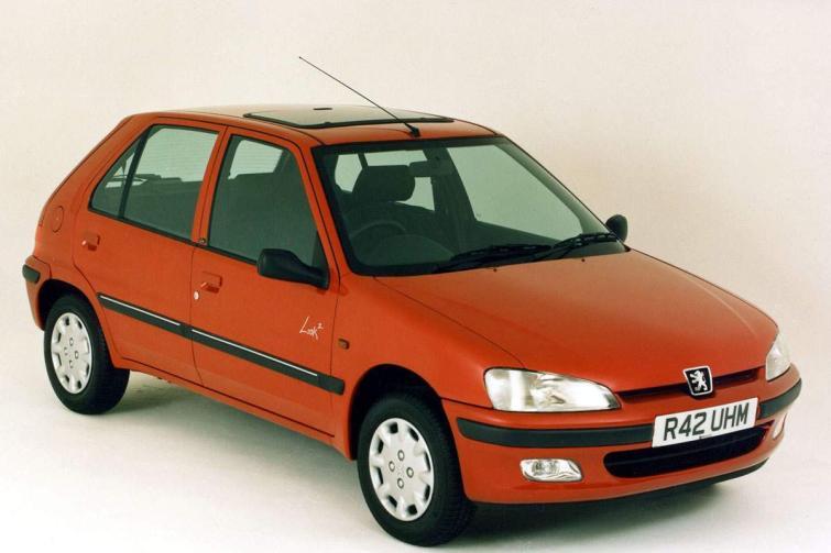 Peugeot 106 I Restyling 1996 - 2003 Hatchback 3 door #7