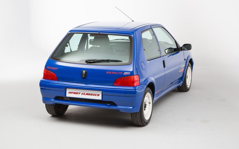 Peugeot 106 I Restyling 1996 - 2003 Hatchback 5 door #6