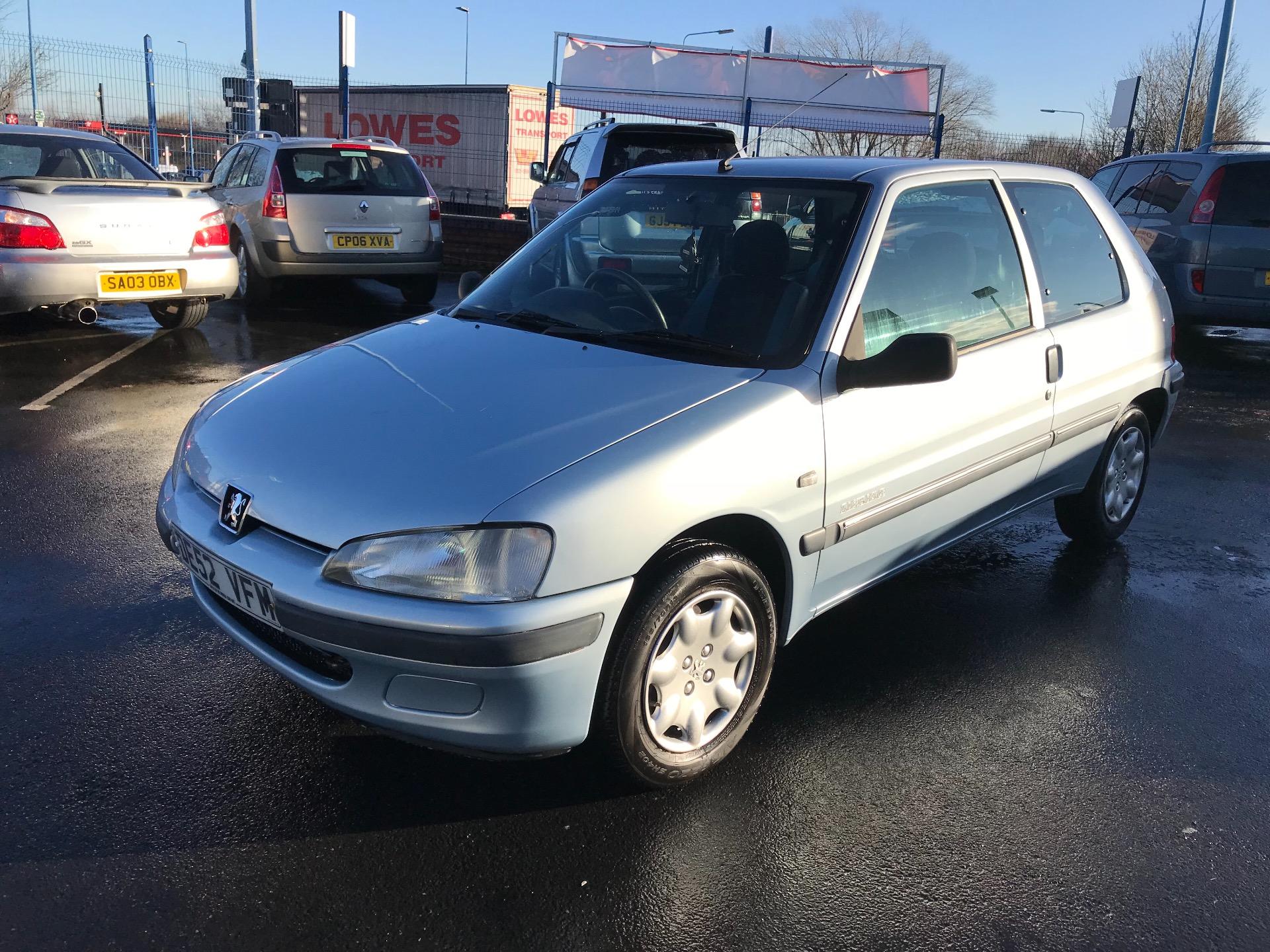 Peugeot 106 I Restyling 1996 - 2003 Hatchback 5 door #2