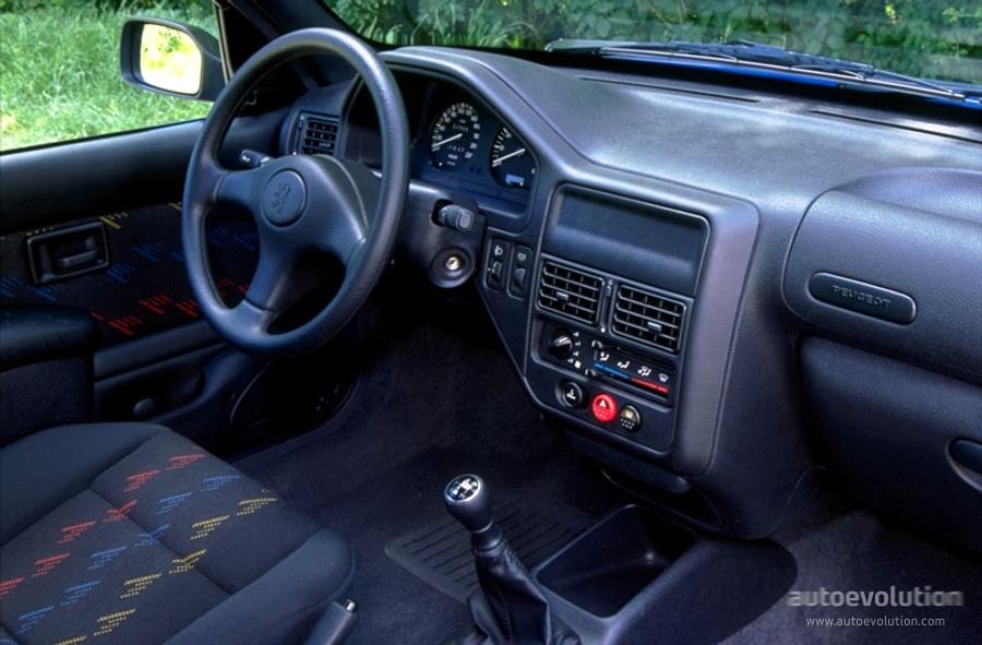 Peugeot 106 I Restyling 1996 - 2003 Hatchback 5 door #3