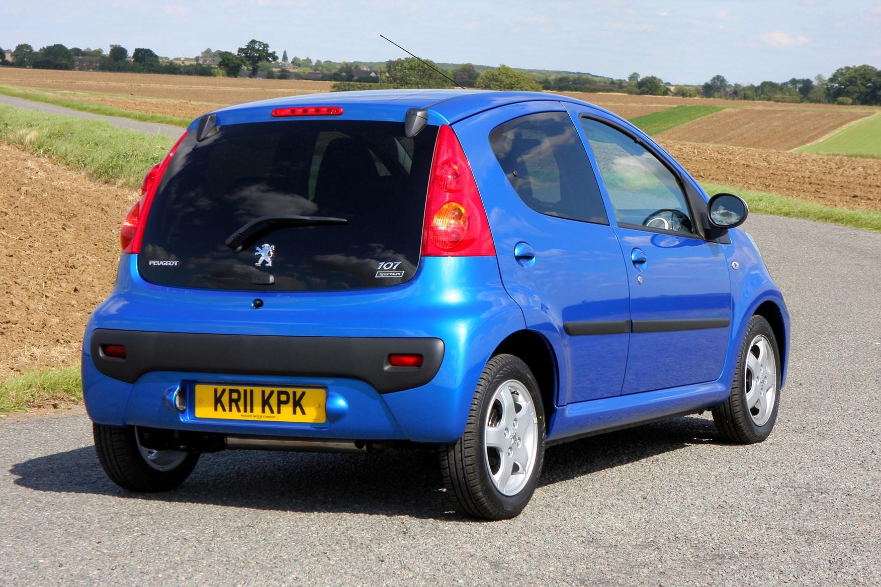 Peugeot 107 I 2005 - 2009 Hatchback 3 door #3