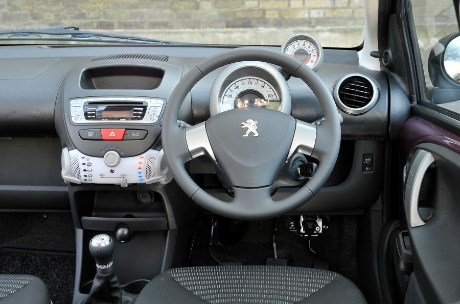 Peugeot 107 I 2005 - 2009 Hatchback 3 door #7
