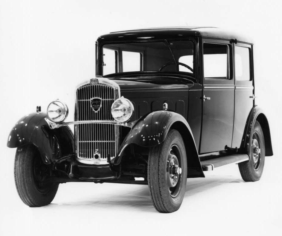 Peugeot 201 1929 - 1937 Sedan #7