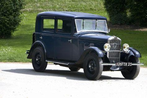 Peugeot 201 1929 - 1937 Sedan #3