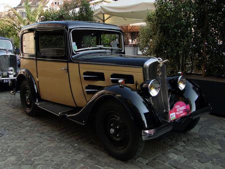 Peugeot 201 1929 - 1937 Sedan #8