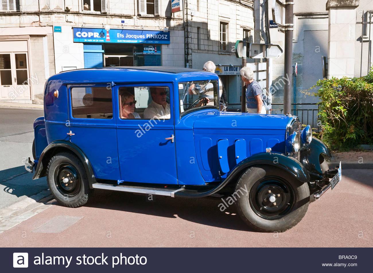 Peugeot 201 1929 - 1937 Sedan #5