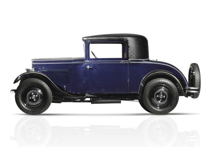 Peugeot 201 1929 - 1937 Sedan #6