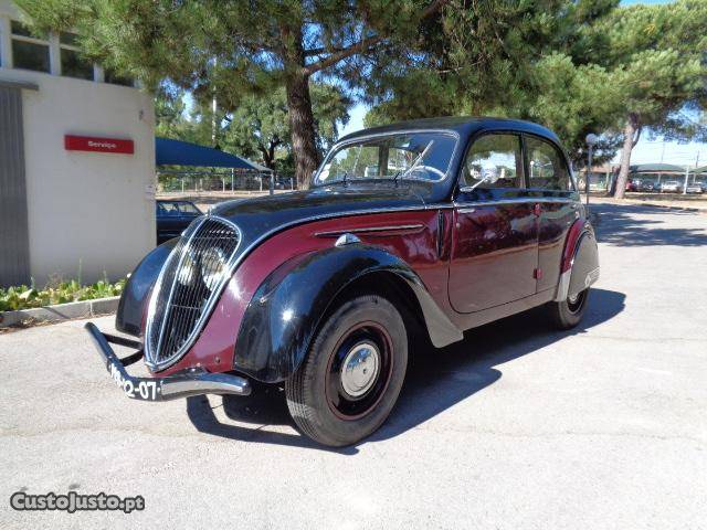 Peugeot 202 1938 - 1948 Sedan #2
