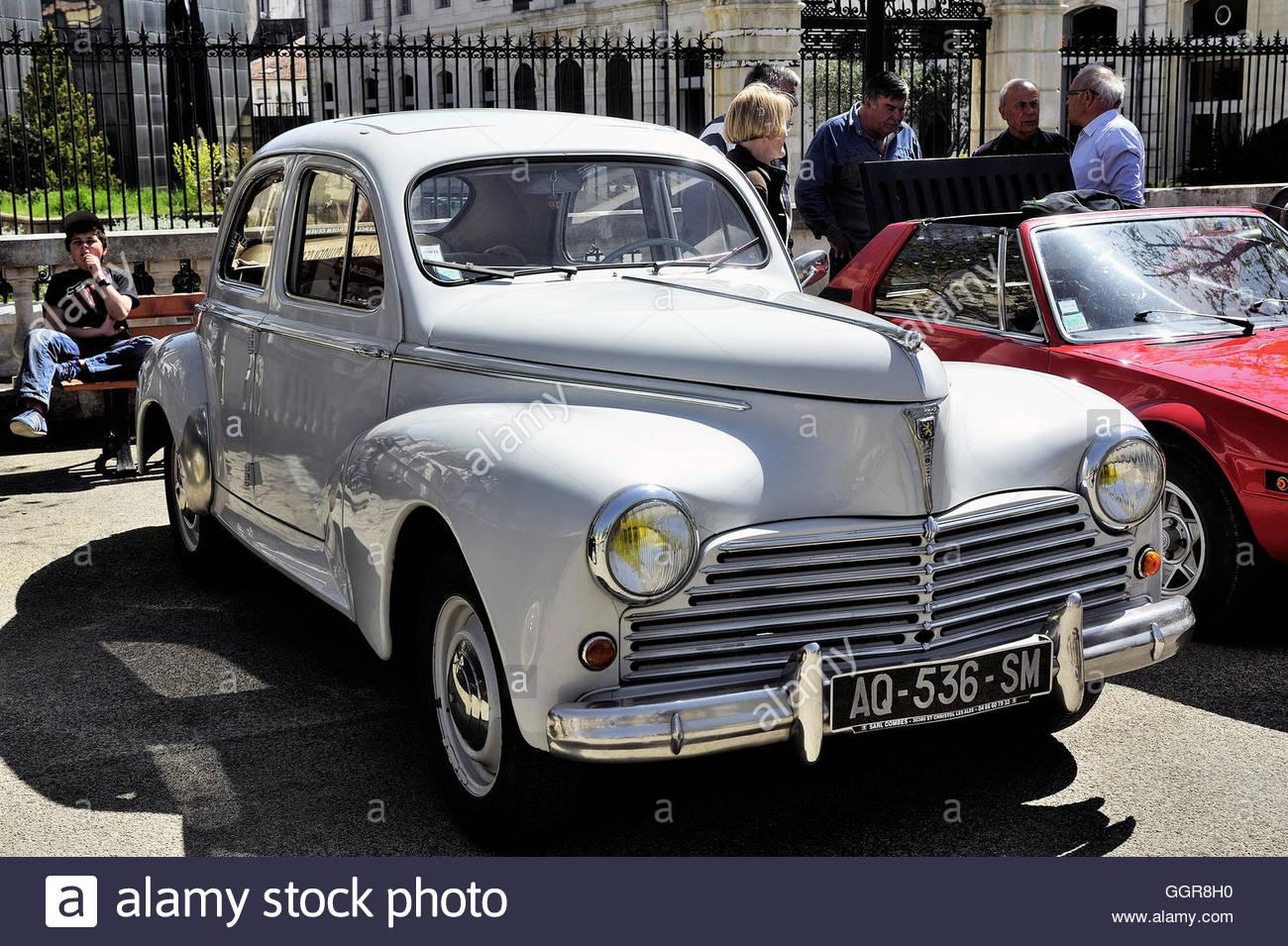 Peugeot 203 I 1948 - 1960 Sedan #6