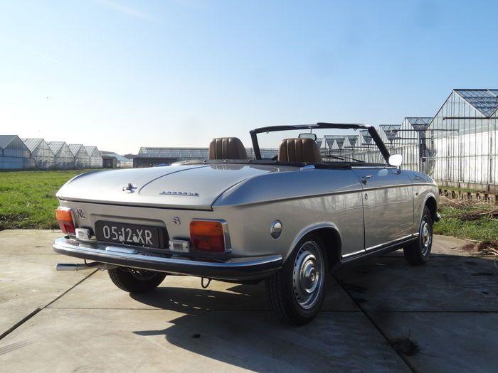 Peugeot 304 1969 - 1980 Cabriolet #3