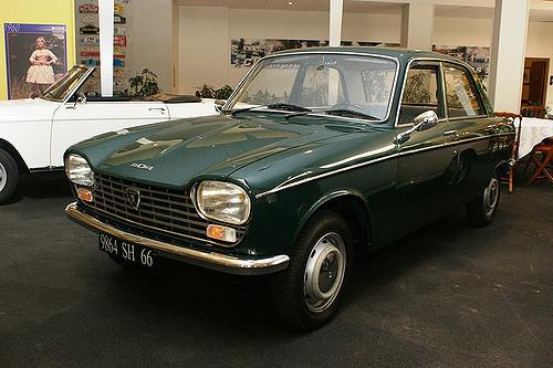 Peugeot 204 1965 - 1977 Sedan #3