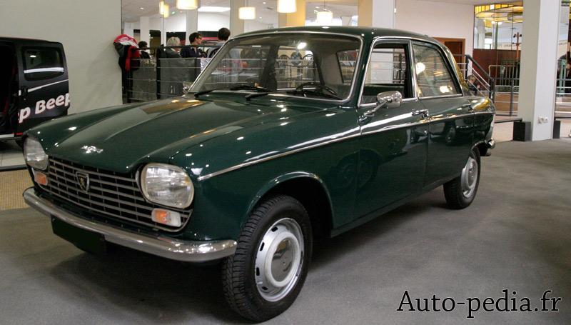Peugeot 204 1965 - 1977 Sedan #1