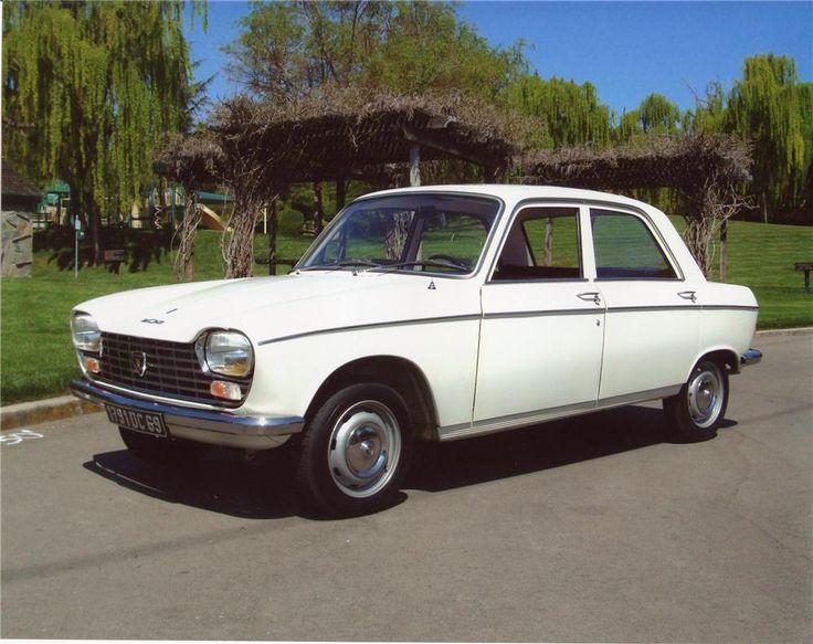 Peugeot 204 1965 - 1977 Sedan #6
