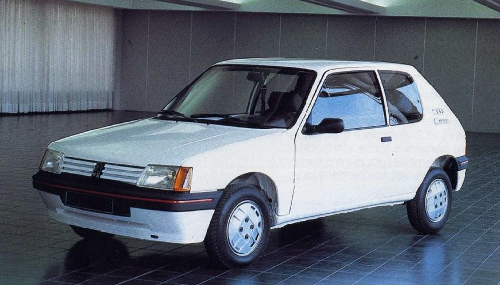 Peugeot 205 1983 - 1998 Cabriolet #4