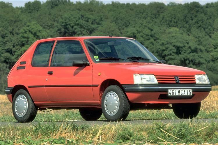 Peugeot 205 1983 - 1998 Cabriolet #1