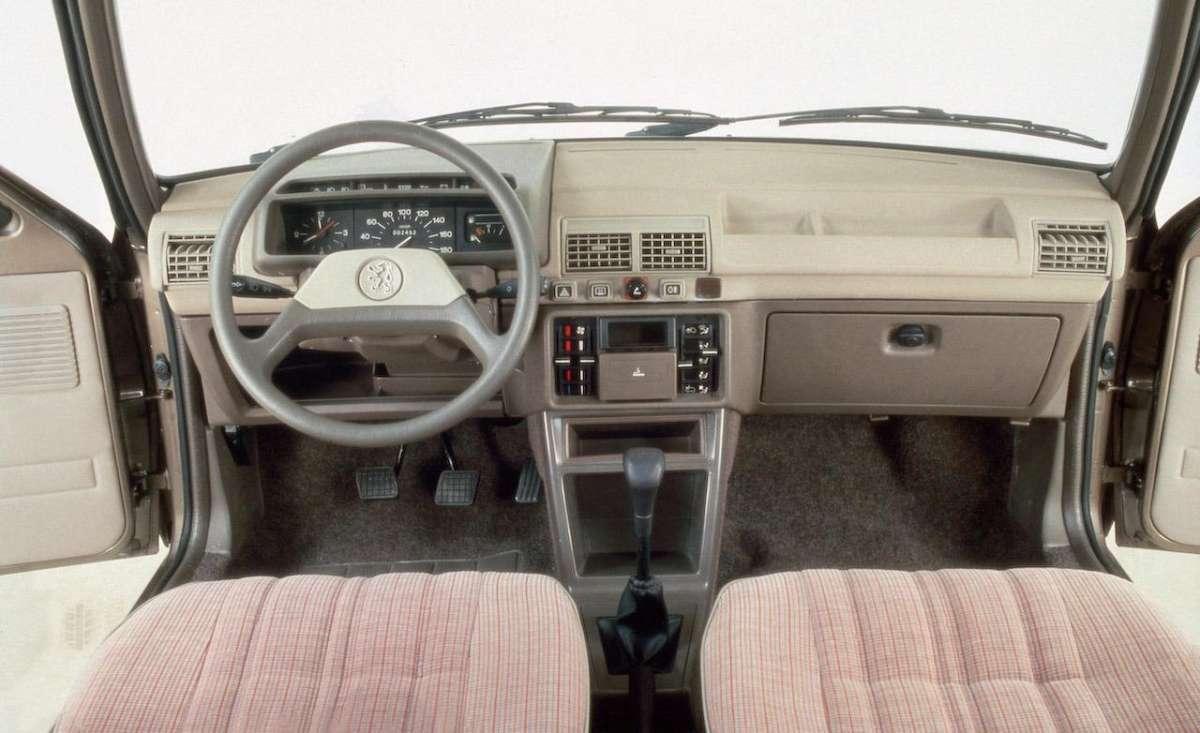 Peugeot 205 1983 - 1998 Cabriolet #6