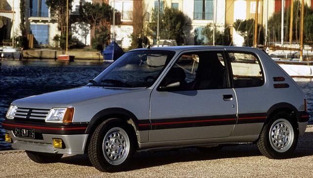 Peugeot 205 GTi 1983 - 1995 Hatchback 3 door #4