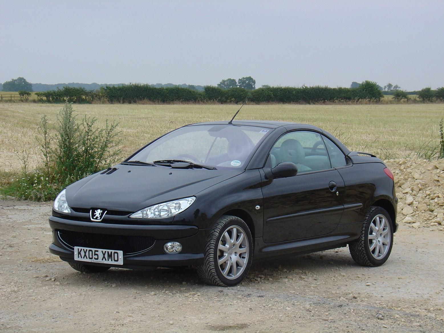 Peugeot 206 1998 - 2012 Cabriolet #4
