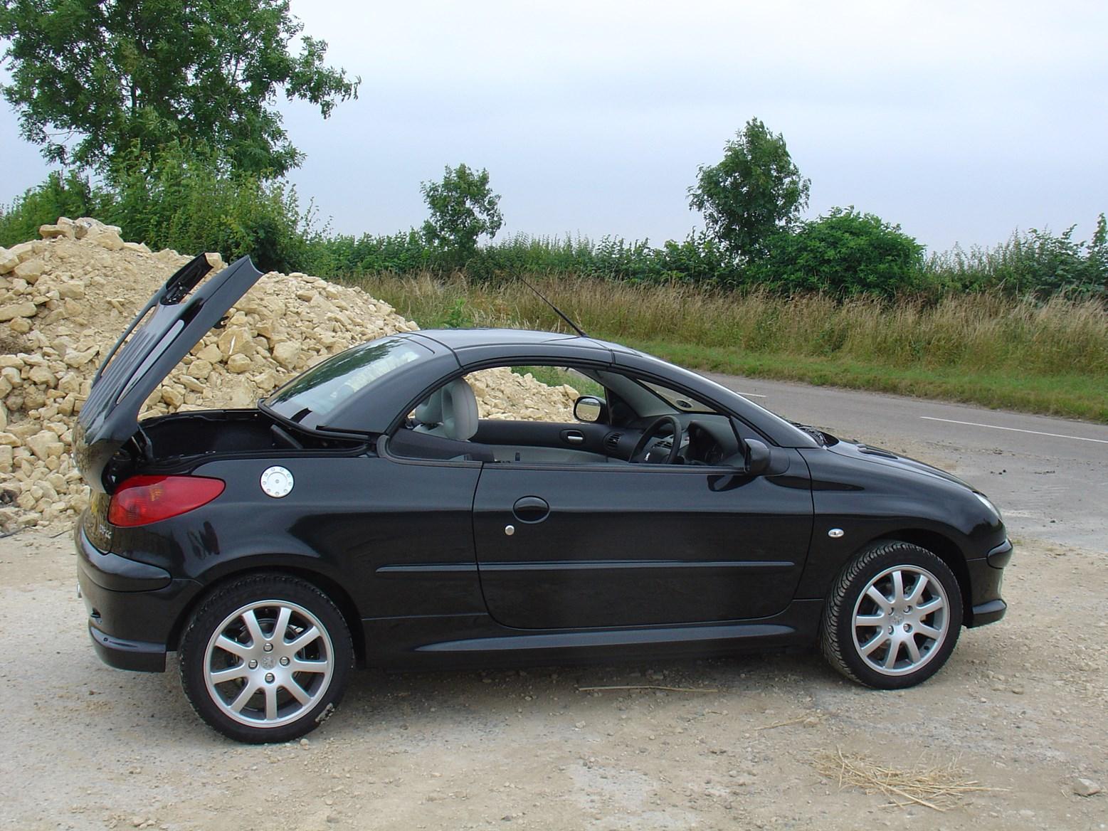 Peugeot 206 1998 - 2012 Cabriolet #1