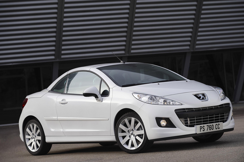 Peugeot 207 I Restyling 2009 - 2015 Cabriolet #8