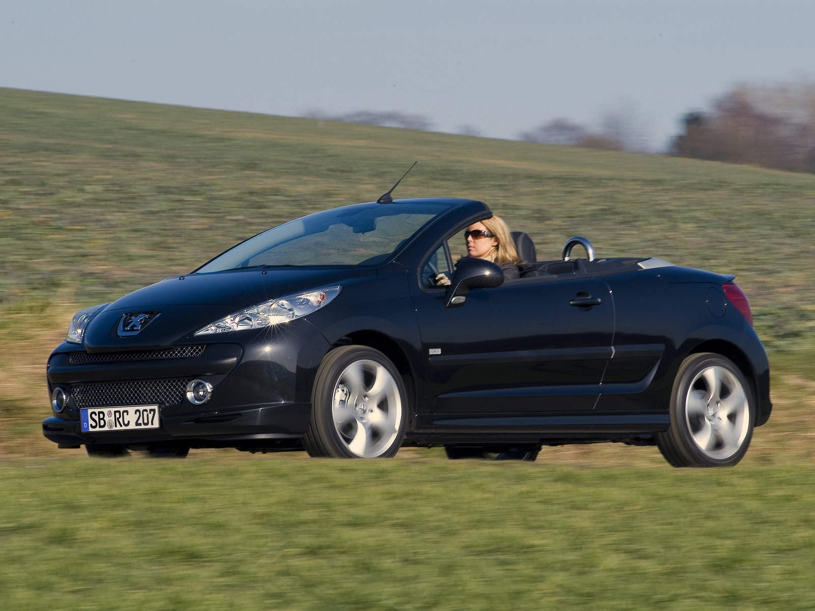 Peugeot 207 I 2006 - 2009 Cabriolet #3