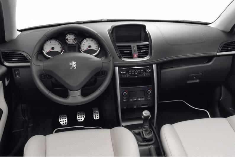 Peugeot 207 I 2006 - 2009 Cabriolet #6