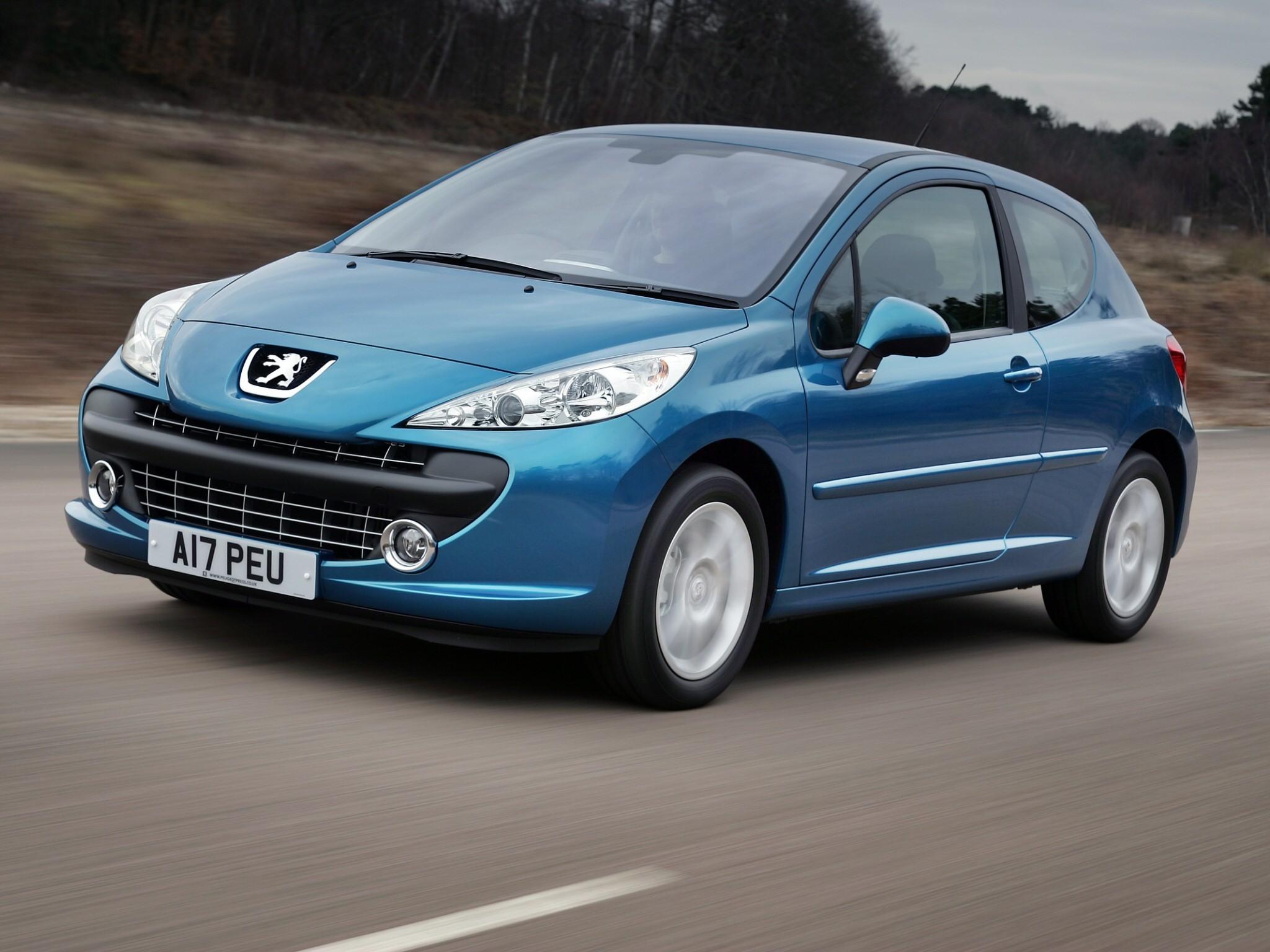 Peugeot 207 I 2006 - 2009 Hatchback 3 door #3