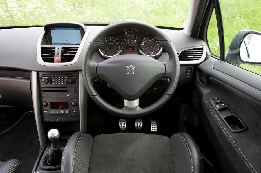 Peugeot 207 I Restyling 2009 - 2015 Hatchback 3 door #8