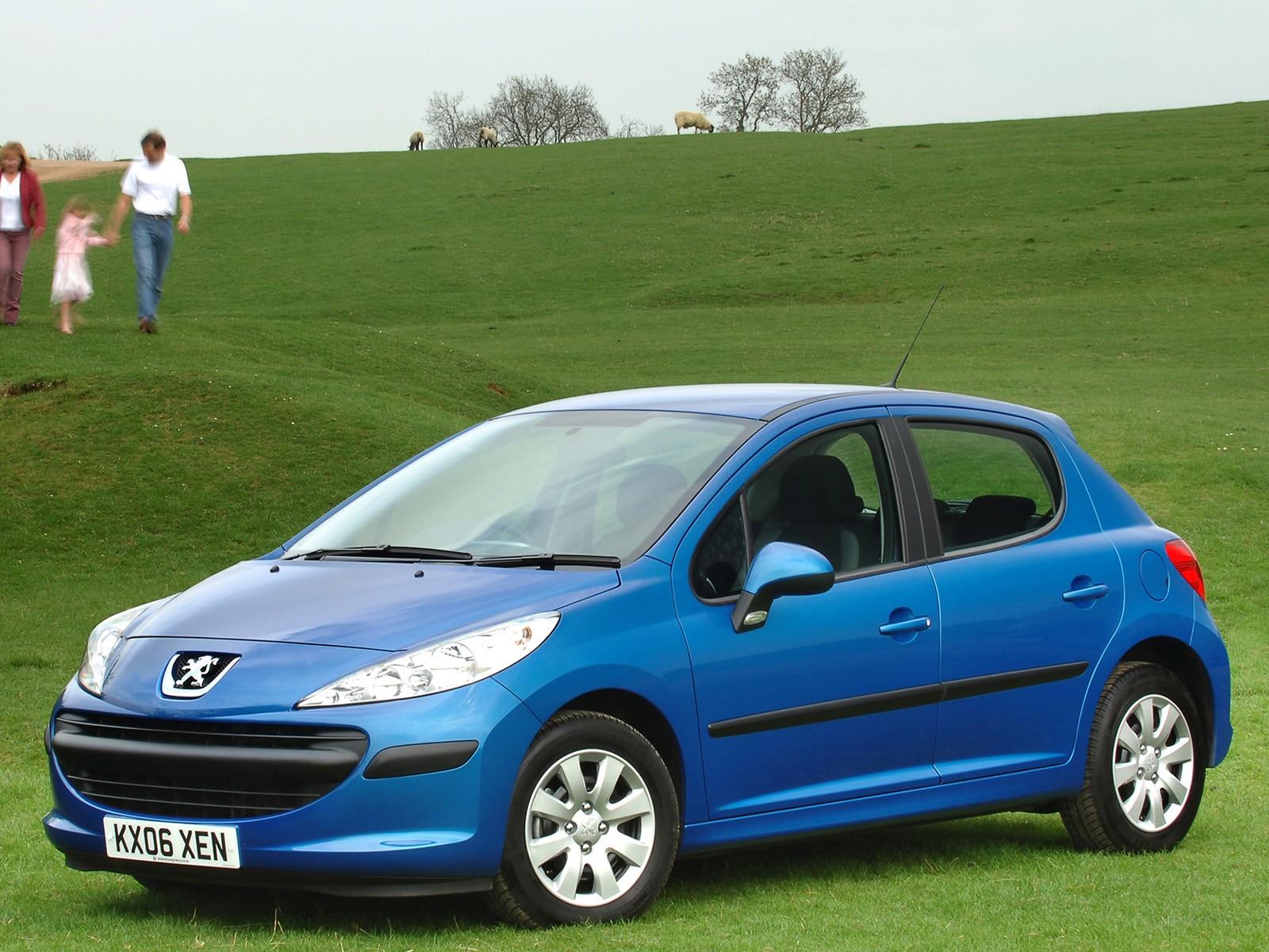 Peugeot 207 I 2006 - 2009 Hatchback 5 door #2