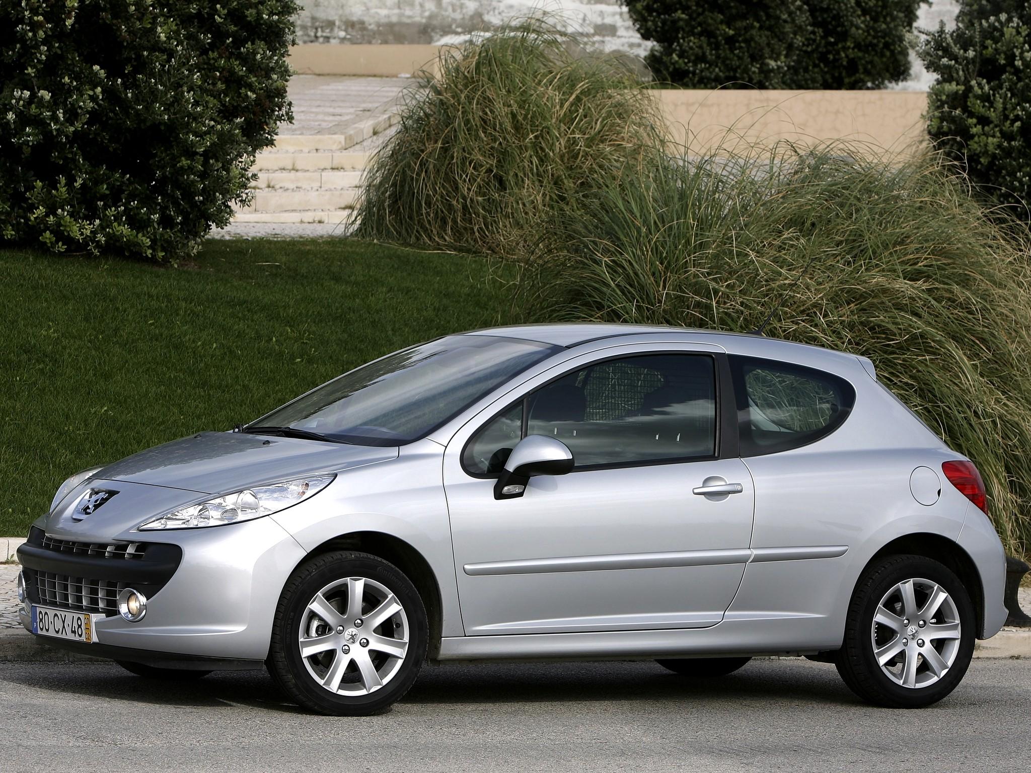 Peugeot 207 I 2006 - 2009 Hatchback 3 door #2
