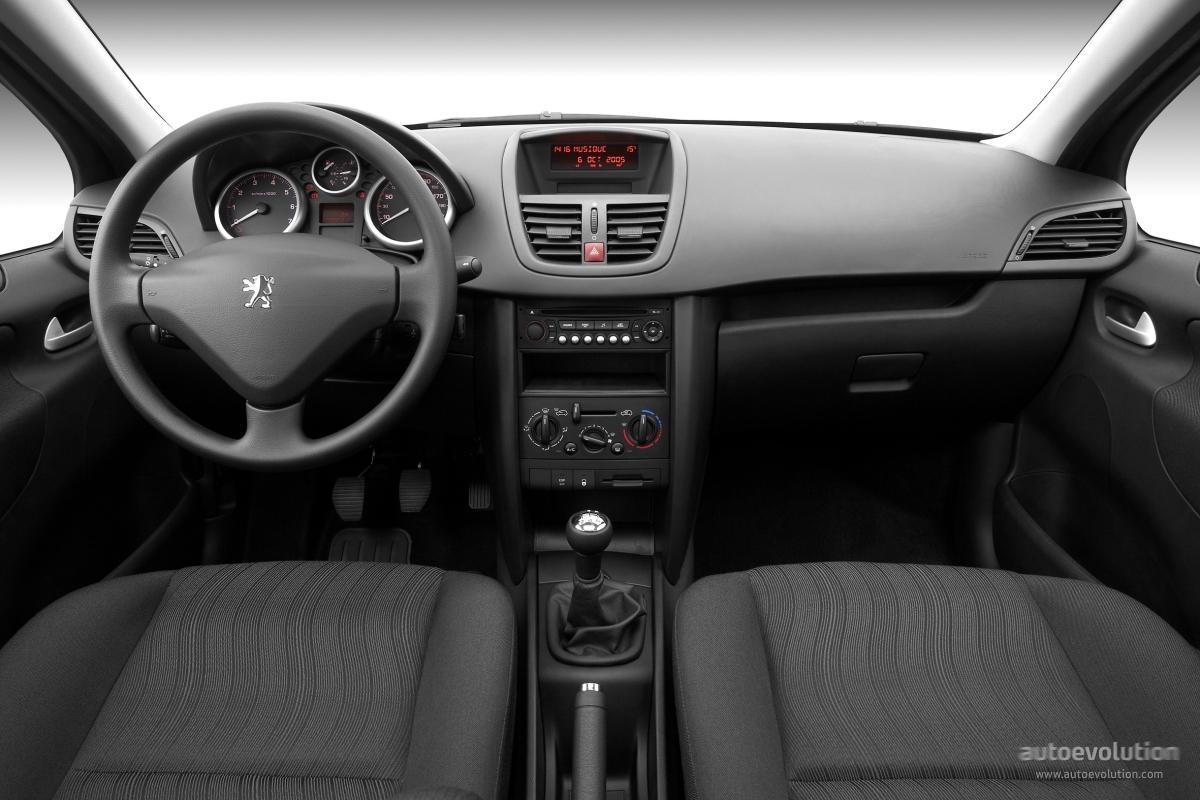 Peugeot 207 I 2006 - 2009 Hatchback 5 door #7