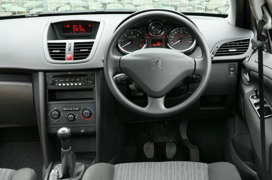 Peugeot 207 I 2006 - 2009 Hatchback 5 door #5