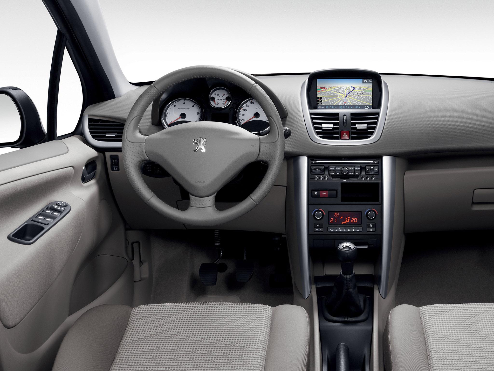 Peugeot 207 I 2006 - 2009 Hatchback 5 door #6