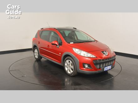 Peugeot 207 I Restyling 2009 - 2015 Station wagon 5 door #2