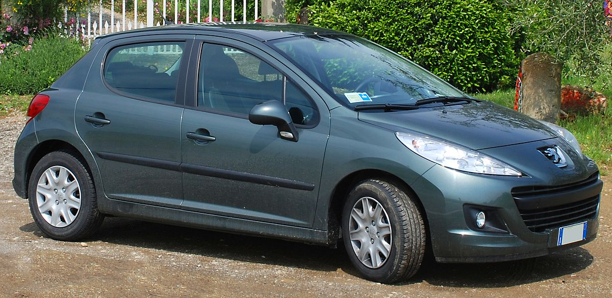 Peugeot 207 I Restyling 2009 - 2015 Station wagon 5 door #7