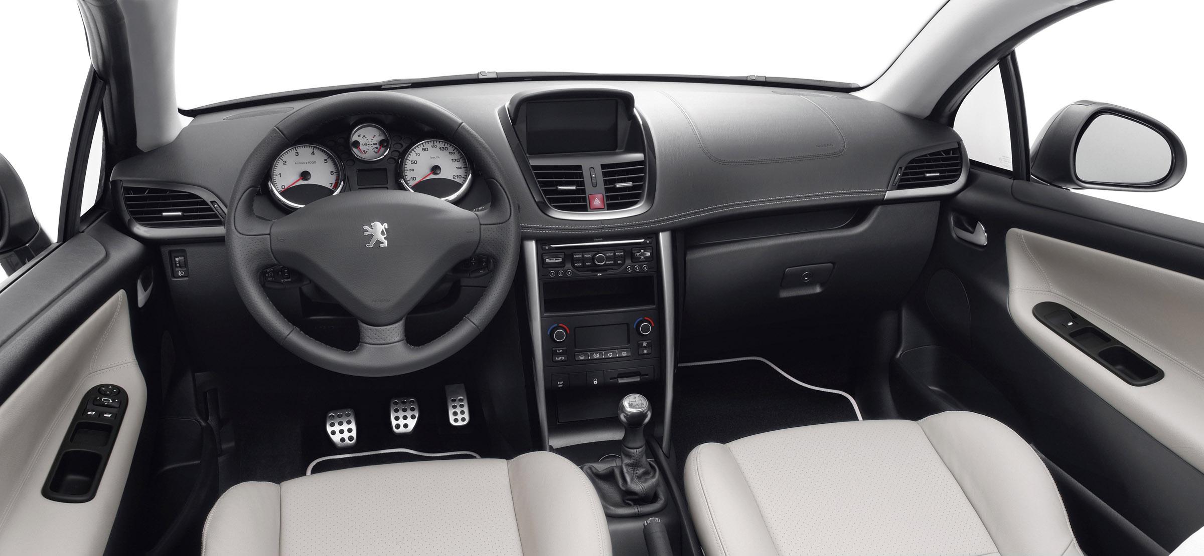 Peugeot 207 I Restyling 2009 - 2015 Cabriolet #6