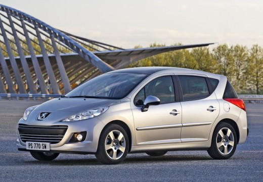 Peugeot 207 I Restyling 2009 - 2015 Station wagon 5 door #4