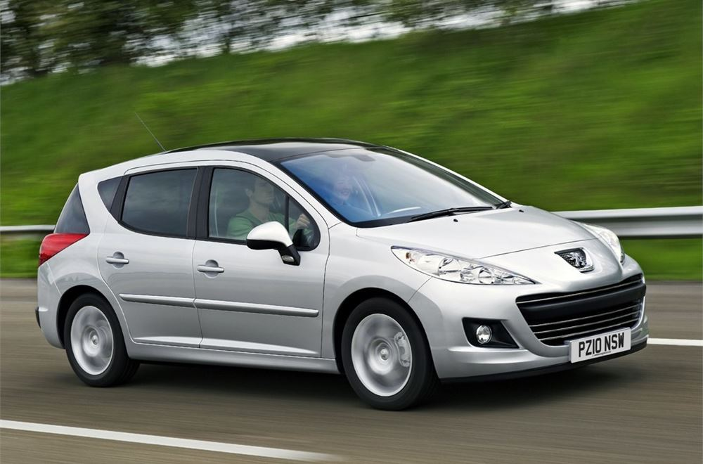 Peugeot 207 I Restyling 2009 - 2015 Station wagon 5 door #5
