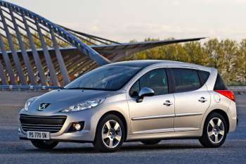 Peugeot 207 I Restyling 2009 - 2015 Station wagon 5 door #8