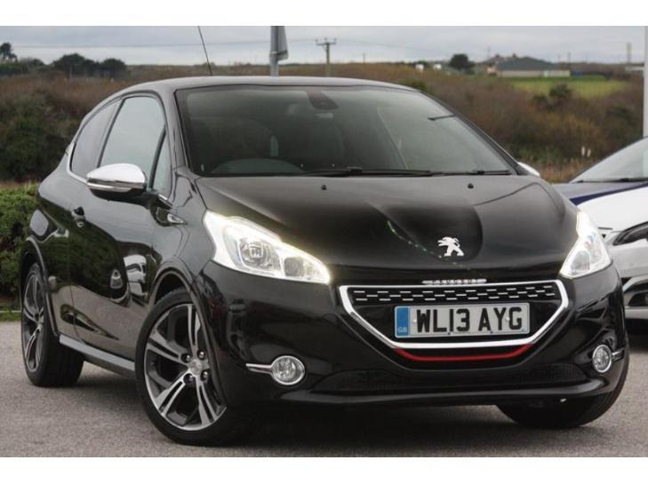 Peugeot 208 GTi I 2013 - 2015 Hatchback 3 door #1