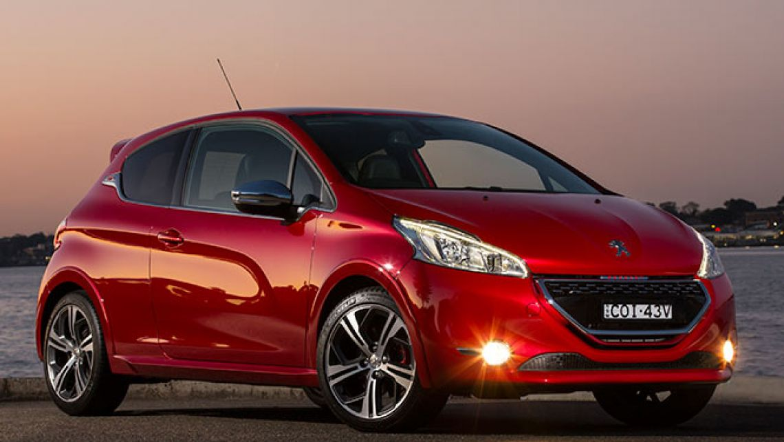 Peugeot 208 GTi I 2013 - 2015 Hatchback 3 door #2