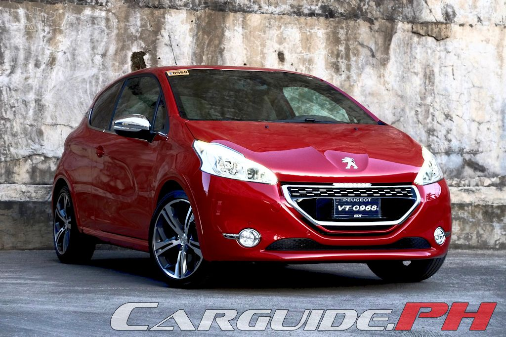 Peugeot 208 GTi I 2013 - 2015 Hatchback 3 door #3