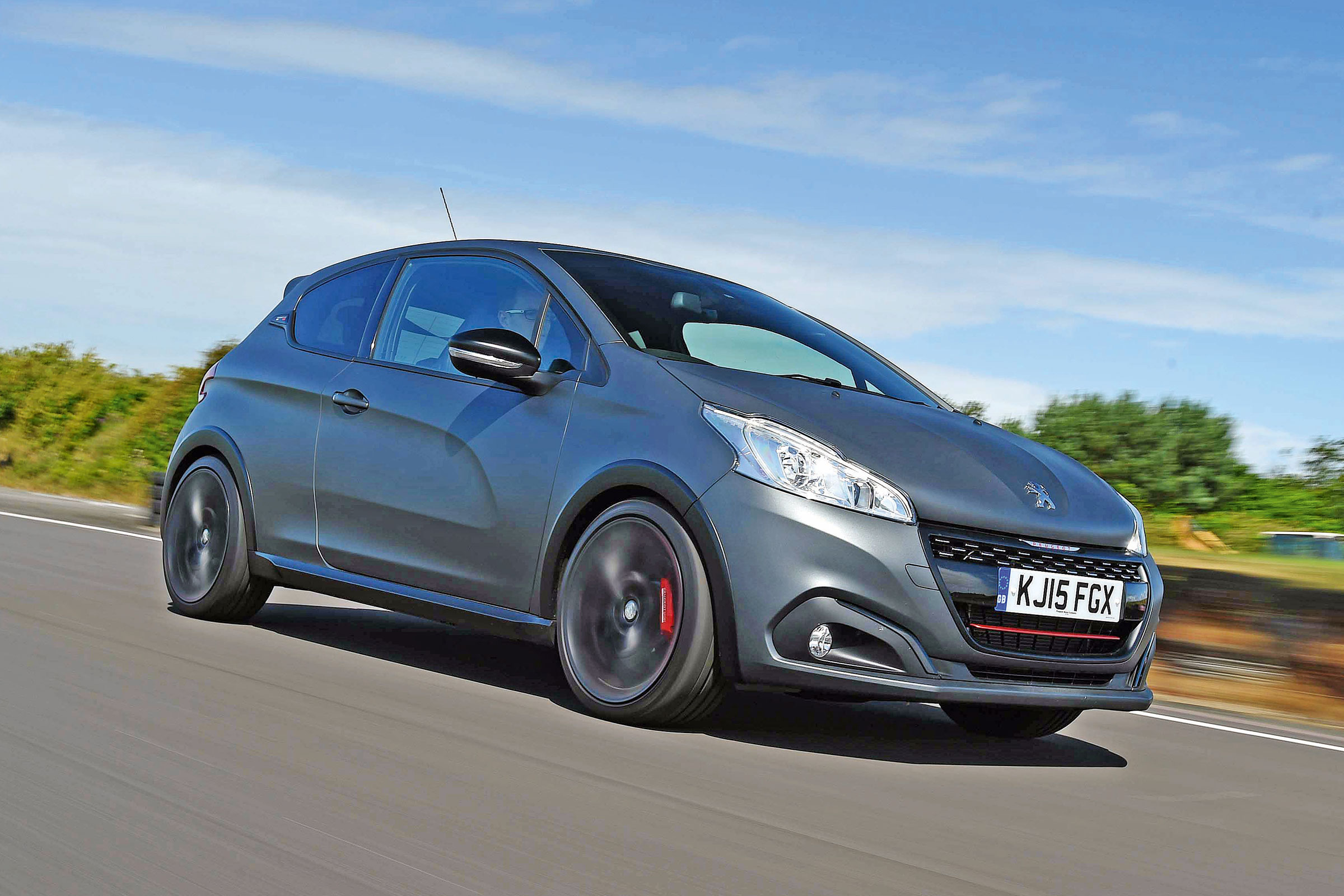 Peugeot 208 GTi I 2013 - 2015 Hatchback 3 door #5