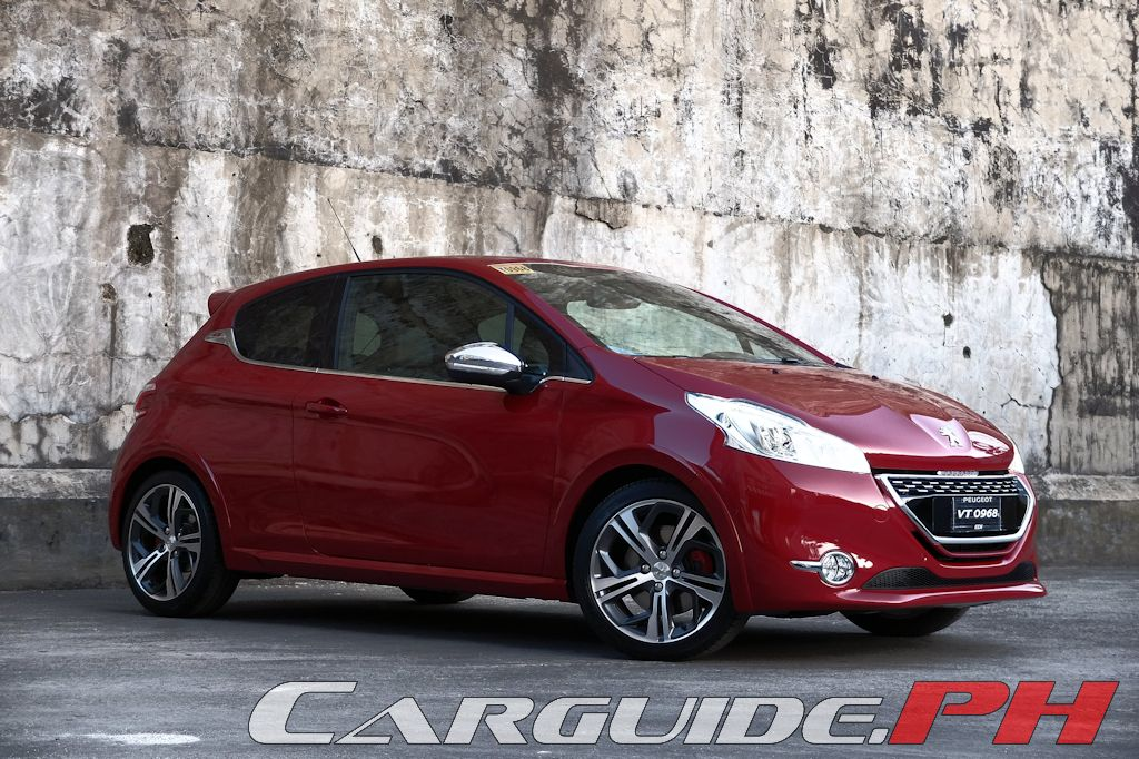 Peugeot 208 GTi I 2013 - 2015 Hatchback 3 door #7