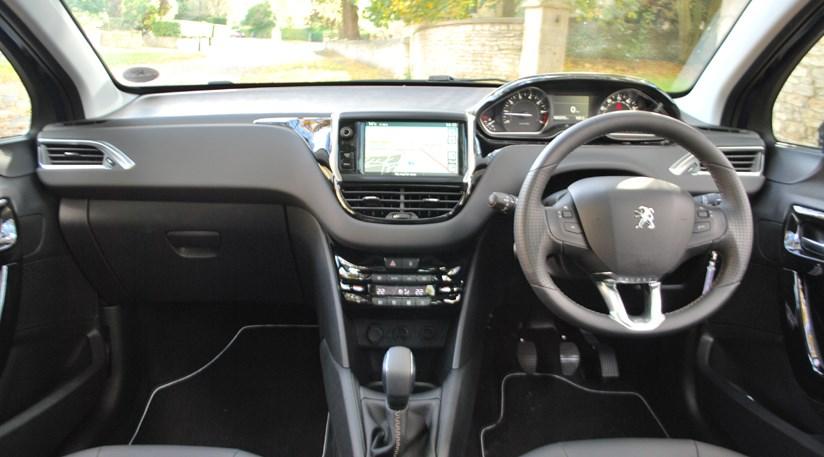Peugeot 208 I 2012 - 2015 Hatchback 3 door #4